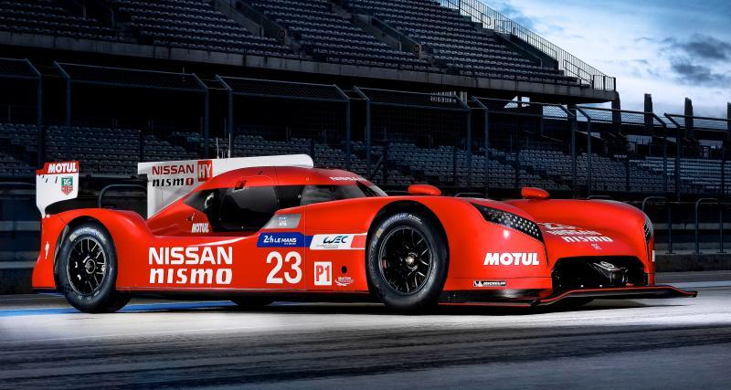 La Nissan GT-R LM déjà au rang de pièce de musée