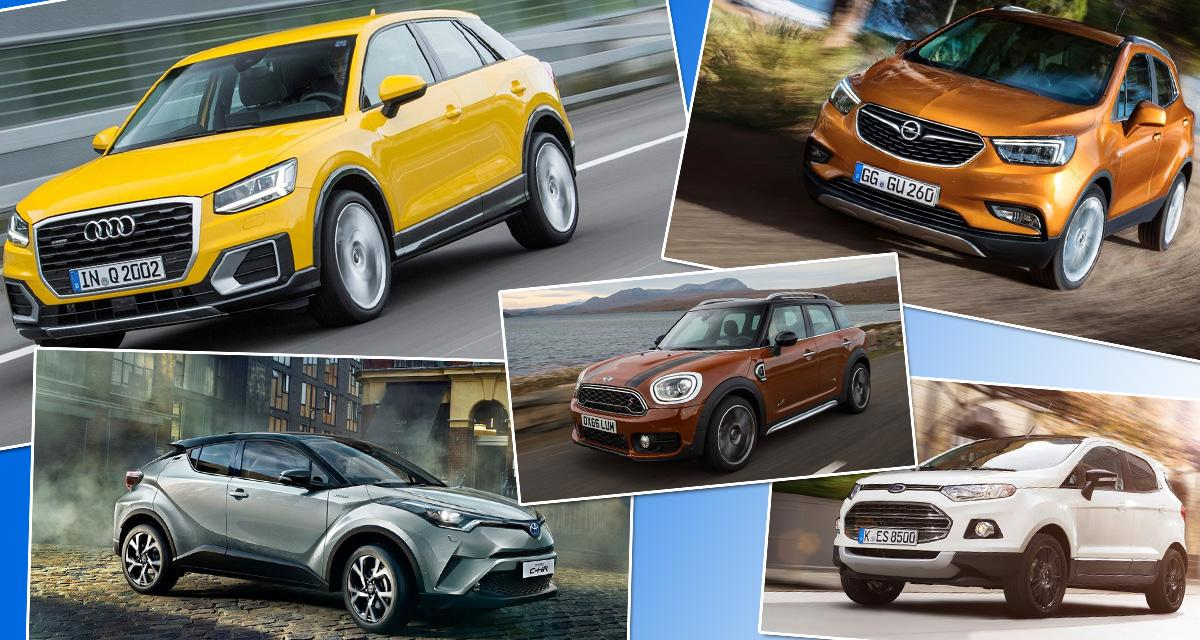 Guide d'achat : les SUV et crossover compacts