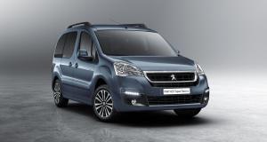 Le Peugeot Partner Tepee passe à l'électrique