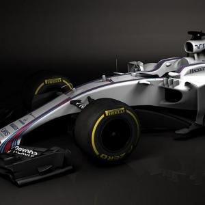 F1 : les premières monoplaces 2017 se montrent