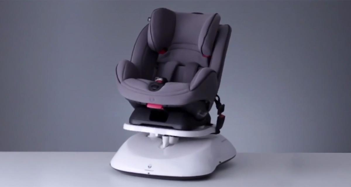 Baby Home Seat: pour endormir bébé à la maison comme en voiture