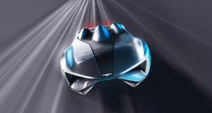 Techrules retourne à Genève avec une supercar hybride à turbine