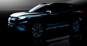 SsangYong XAVL Concept : un nouveau SUV 7 places en approche