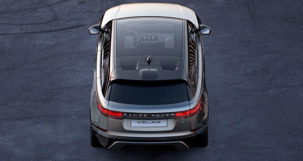 Range Rover Velar : le Jaguar F-Pace a maintenant un cousin