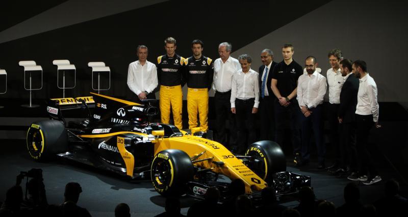 Des F1 plus attirantes, d'accord, mais quoi d'autre?