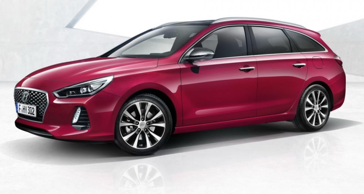 Nouvelle Hyundai i30 : le break est de sortie
