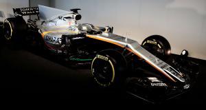 Mercedes et Force India dévoilent leurs F1