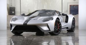 Ford GT Competition Series : une poignée de kilos en moins