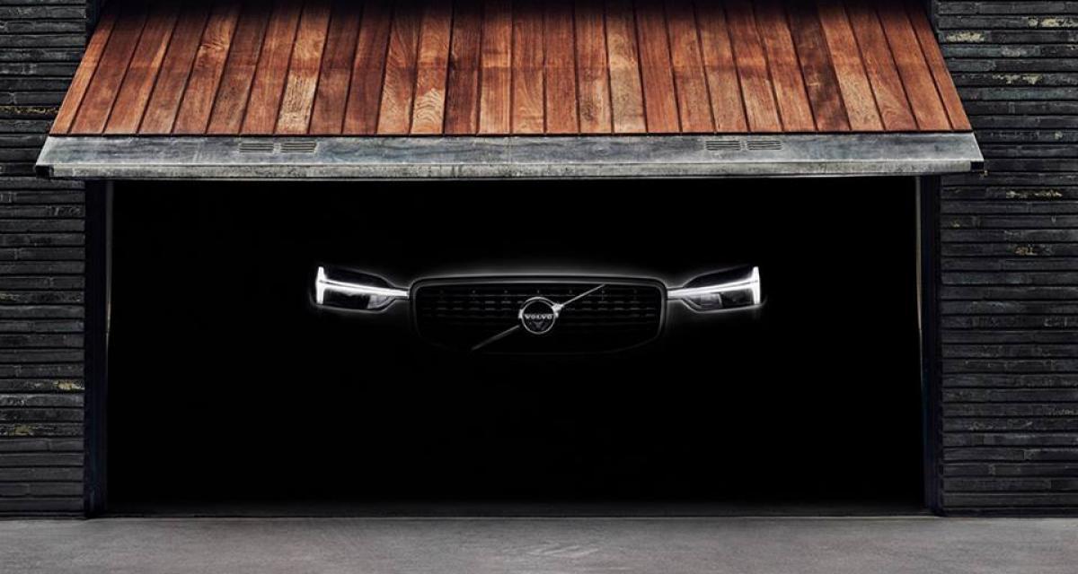 Le nouveau Volvo XC60 pointe le bout de son nez