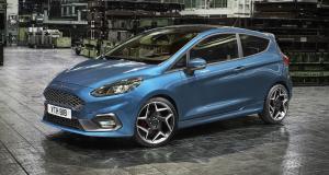 Nouvelle Ford Fiesta ST : la citadine sportive et ultra-écolo