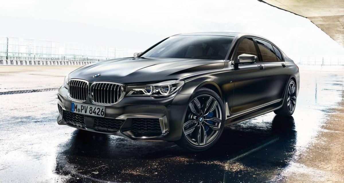 BMW Individual rend la M760Li xDrive encore plus exclusive