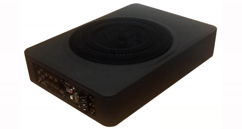 Diamond Audio présente un caisson de grave actif extraplat