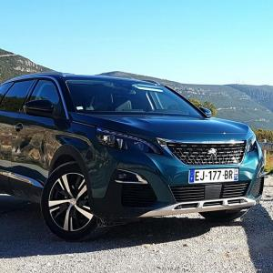 Essai Peugeot 5008 : le renouveau de l'espèce
