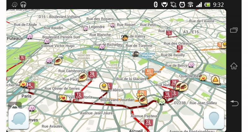 Waze rejoint le consortium Smart Device Link