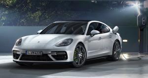Porsche Panamera Turbo S E-Hybrid: tout-en-un!