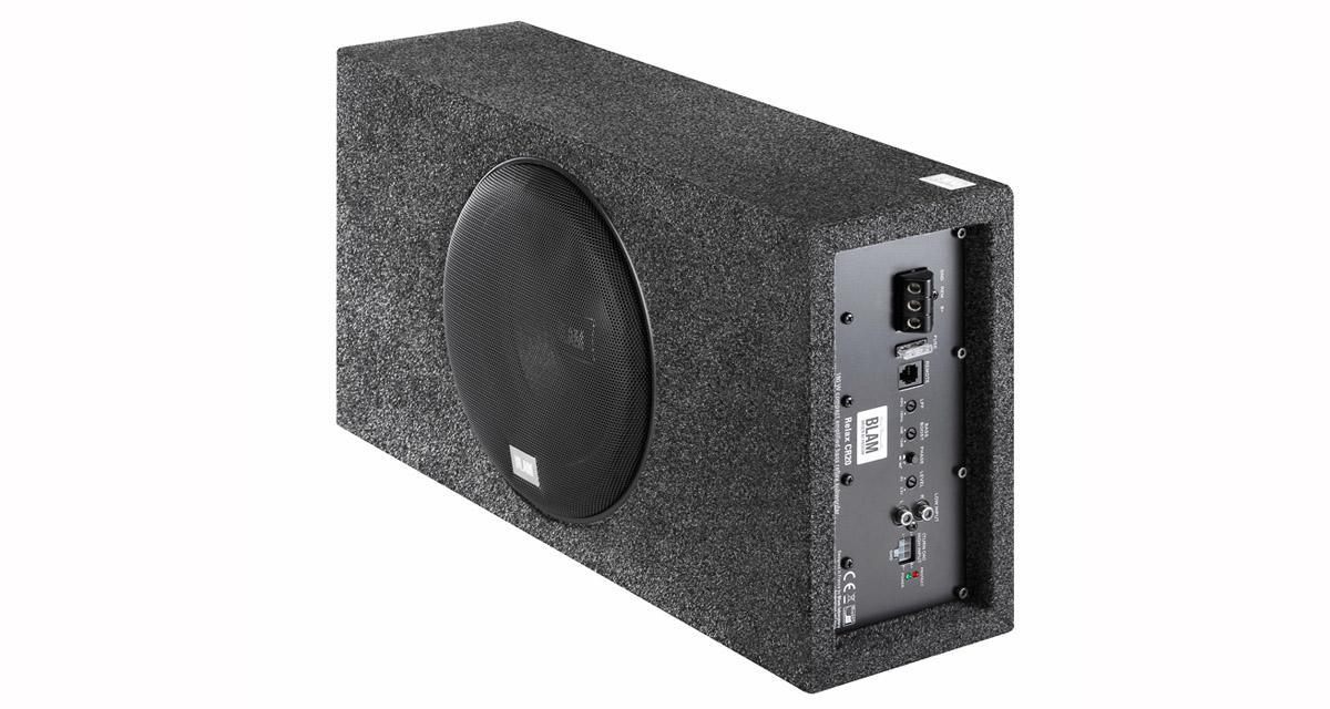 Blam Audio dévoile un caisson de grave actif très compact et performant