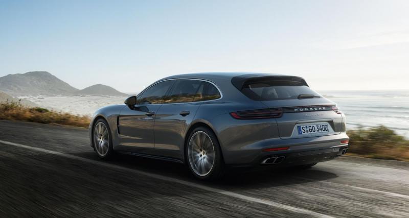 Porsche Panamera Sport Turismo : la folie des grandeurs
