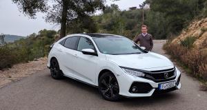 Essai Honda Civic 2017: croissance et mondialisation