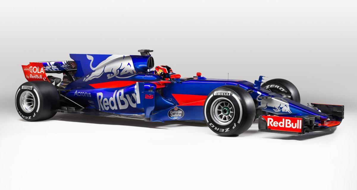 F1 : toutes les monoplaces de la saison 2017