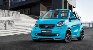 Smart ForTwo Brabus Ultimate 125 : insolente sur tous les points