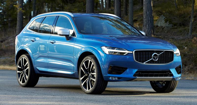Volvo XC60 : retour en force
