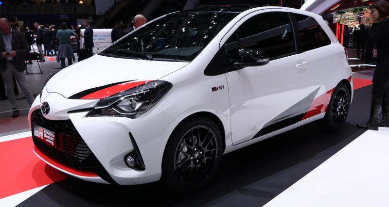 Toyota Yaris GRMN : le rallye dans le sang