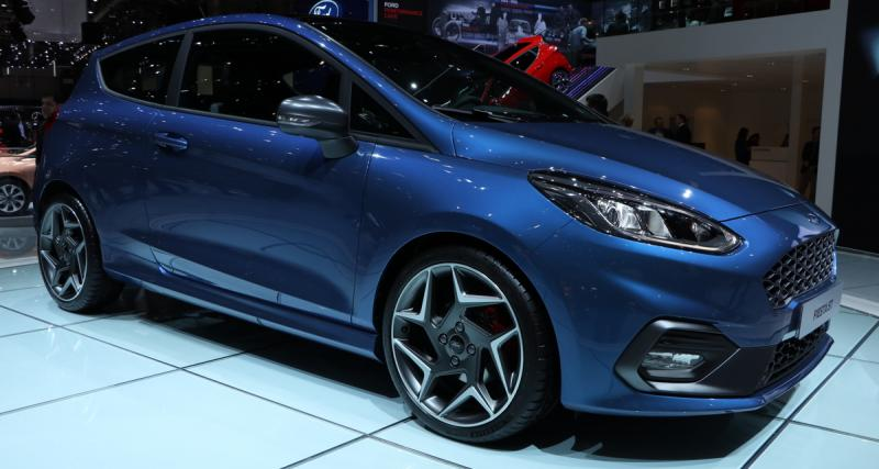 Ford Fiesta ST : passion et raison