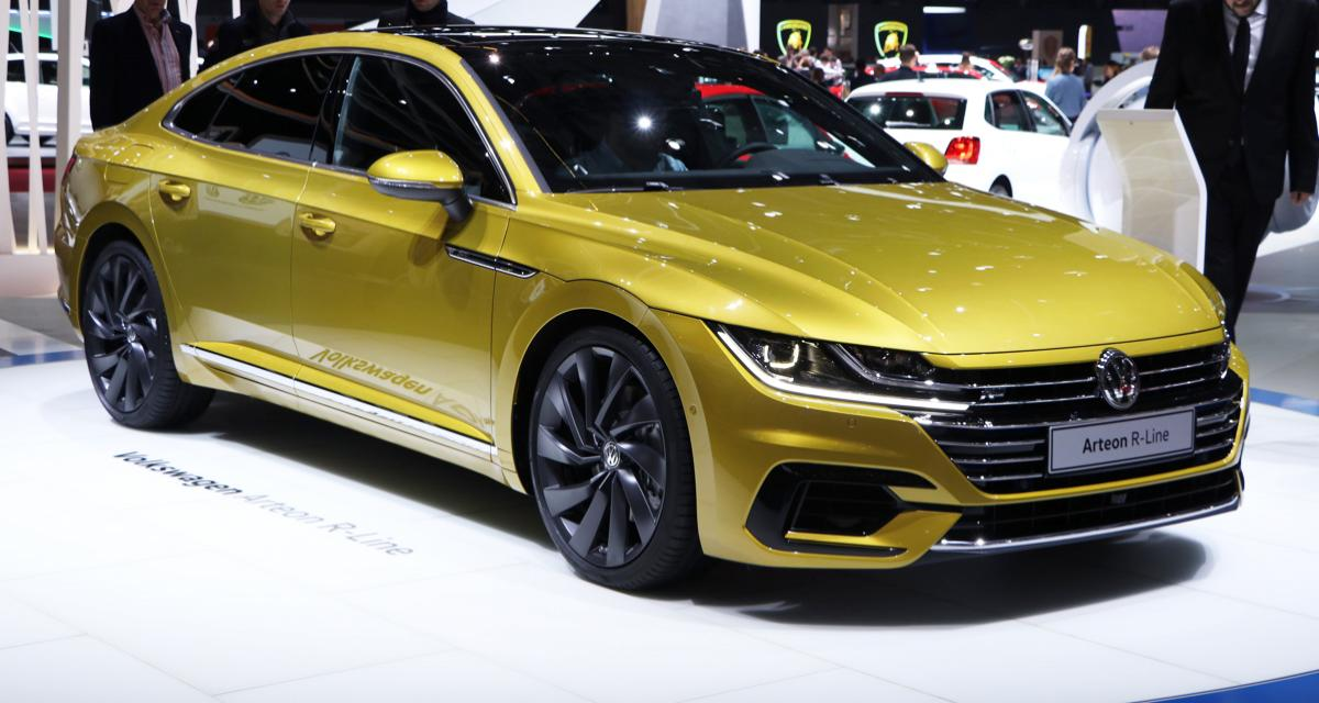 volkswagen arteon la rempla ante de la cc gen ve. Black Bedroom Furniture Sets. Home Design Ideas