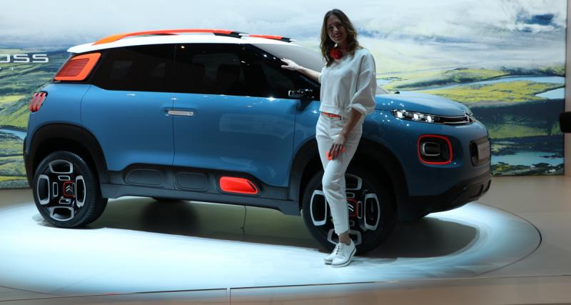 Citroën C-Aircross Concept : adieu minispace