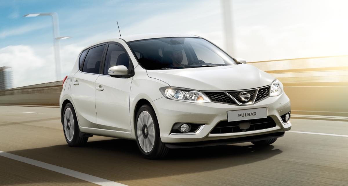 Nissan rappelle ses Pulsar et ses Note à cause d'airbags défectueux