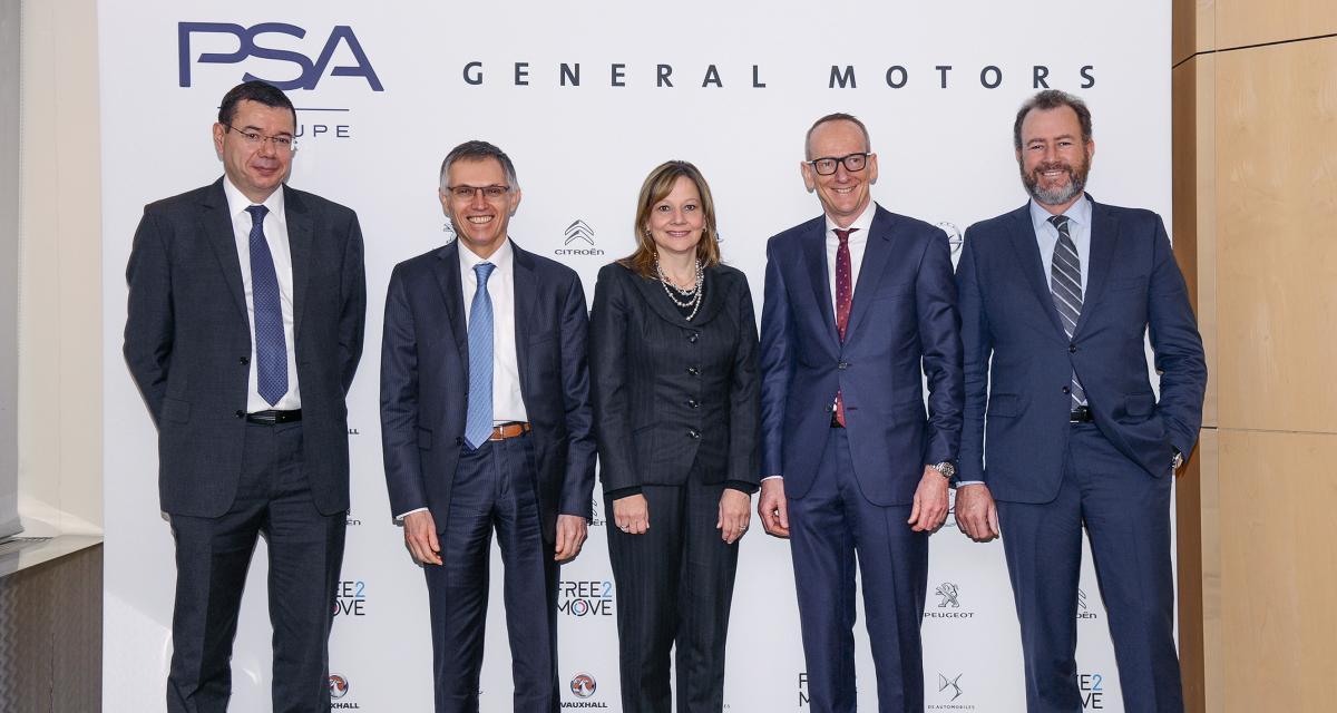 Pourquoi GM a-t-elle vendu Opel et Vauxhall à PSA?