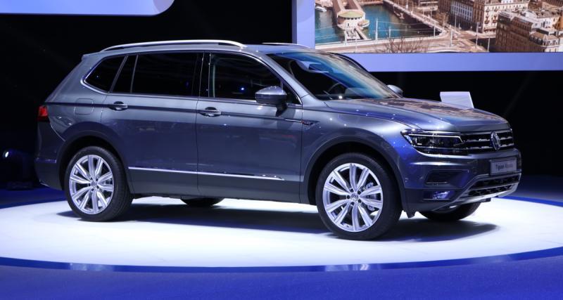 Volkswagen Tiguan Allspace : l'esprit de famille