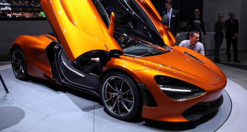McLaren 720S : démonstration de force
