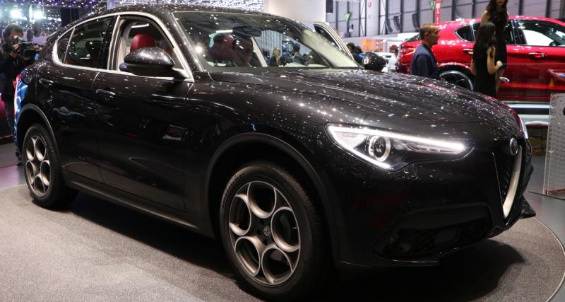 Alfa Romeo Stelvio : entrée en fanfare