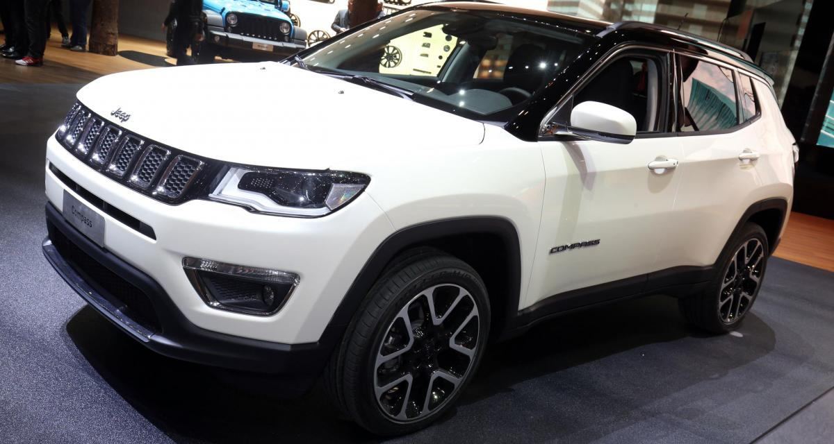 Jeep Compass : le retour