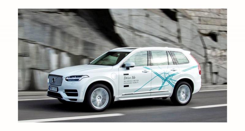 Volvo sélectionne Tomtom pour son programme Power Drive Me