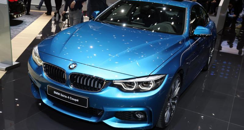 BMW Série 4 restylée : tout est dans la subtilité