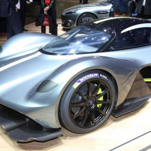 Aston Martin Valkyrie : la chevauchée fantastique