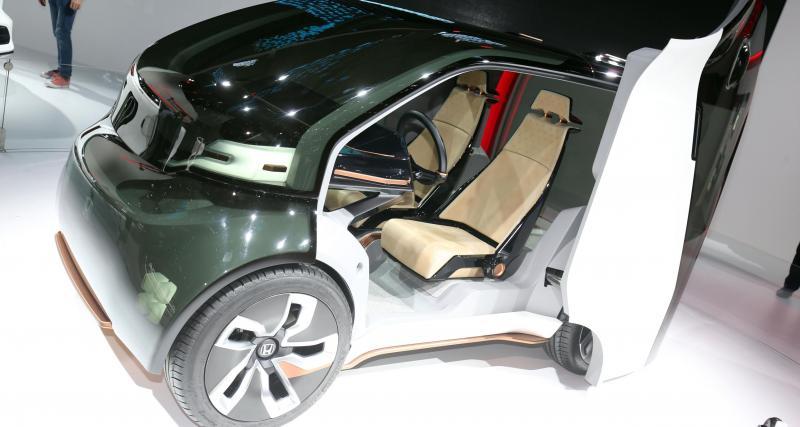 Honda NeuV : deuxième prise