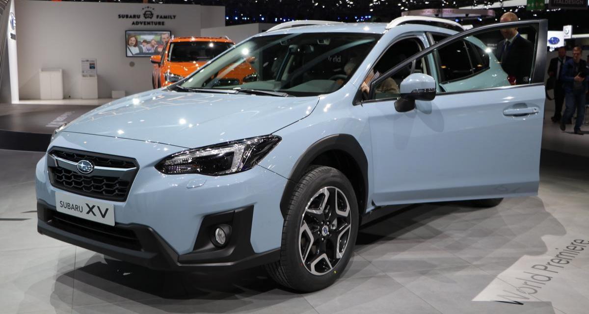 Subaru XV : Impreza haute sur pattes