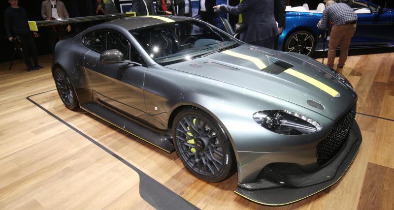 Aston Martin AMR : une nouvelle division pour les pistardes de Gaydon