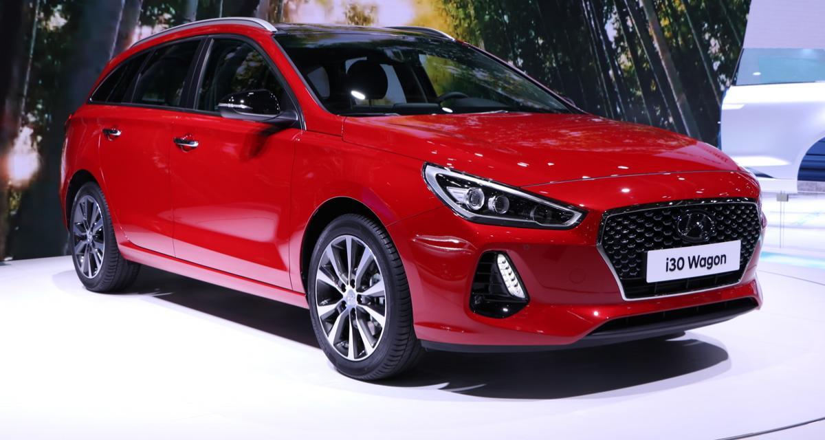 Hyundai i30 SW : le meilleur des deux mondes