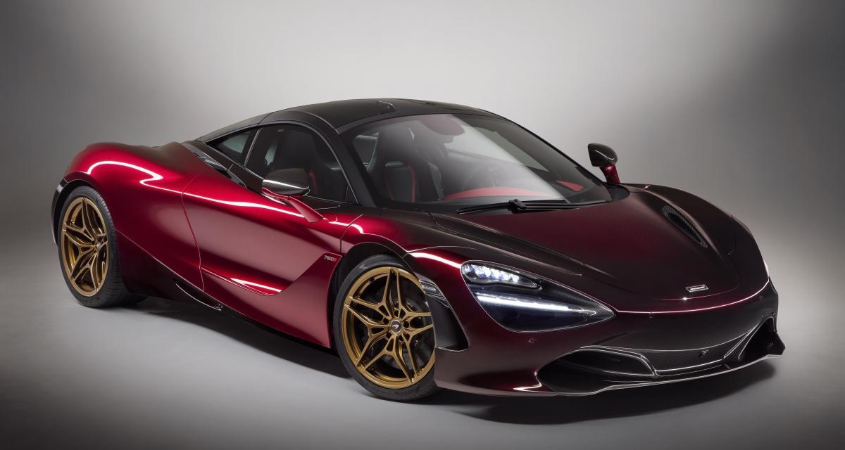 McLaren 720S Velocity : la supercar déjà personnalisée par MSO