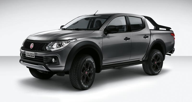 Fiat Fullback : maintenant en version Cross
