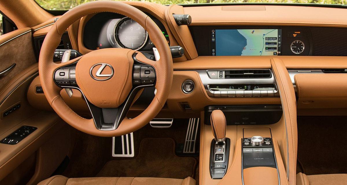 La nouvelle Lexus LC 500 sera équipée d'un système hi-fi Pioneer