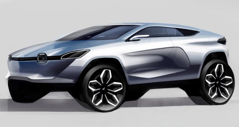 Le SUV Alpine ressemblera-t-il à ça ?