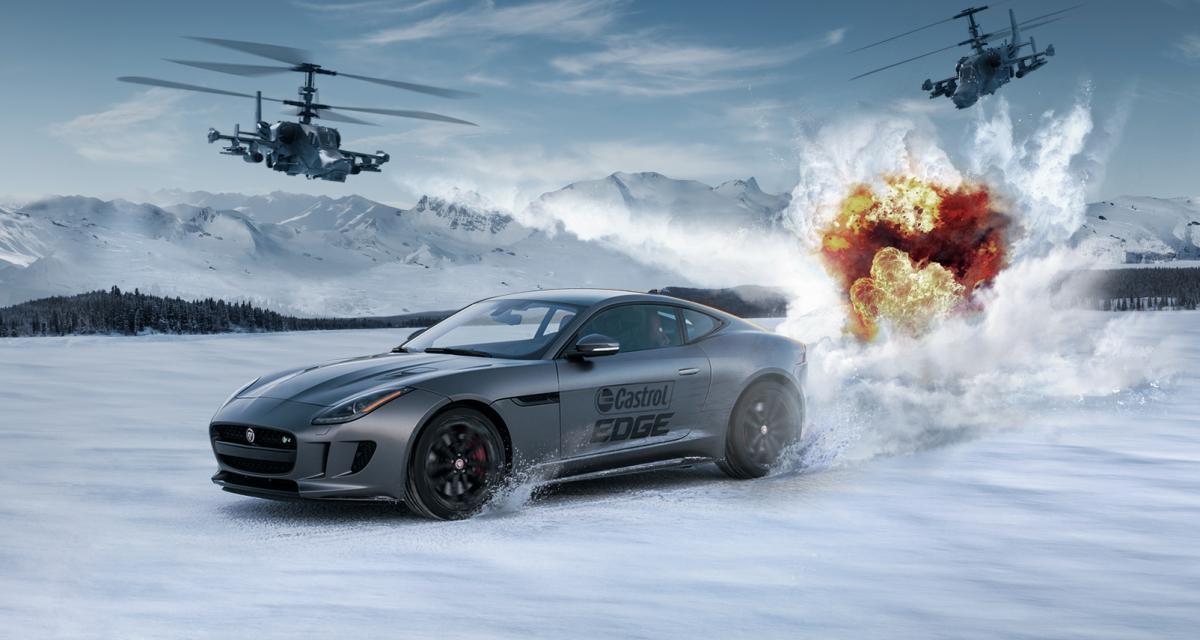 Fast and Furious 8 : Castrol imagine une expérience de réalité virtuelle inspiré par le film