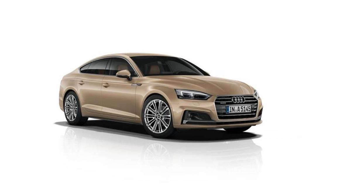 Audi Exclusive revisite l'A5 Sportback