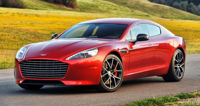 L'Aston Martin Rapide sera remplacée par trois modèles différents