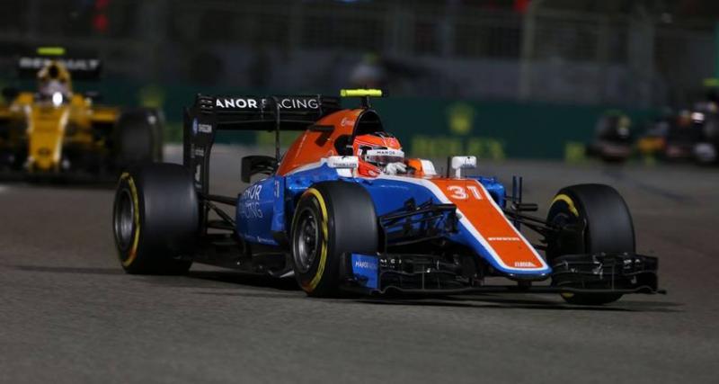L'écurie Manor se sépare de tous ses équipements, y compris ses F1 !